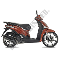 125 LIBERTY 2015 Liberty iGet 4T 3V ie ABS