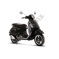 300 GTS 2016 Vespa GTS ie Super