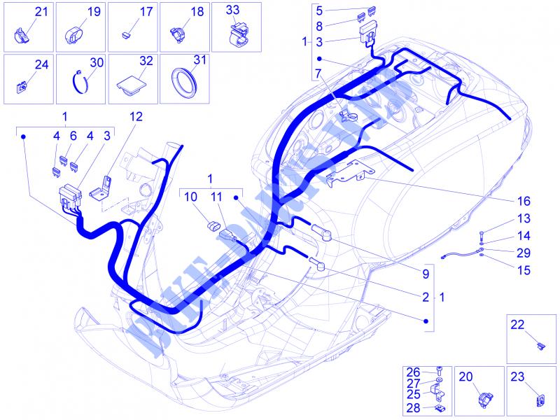 Vespa Lx 150 Wiring Diagram - Wiring Diagram Online on