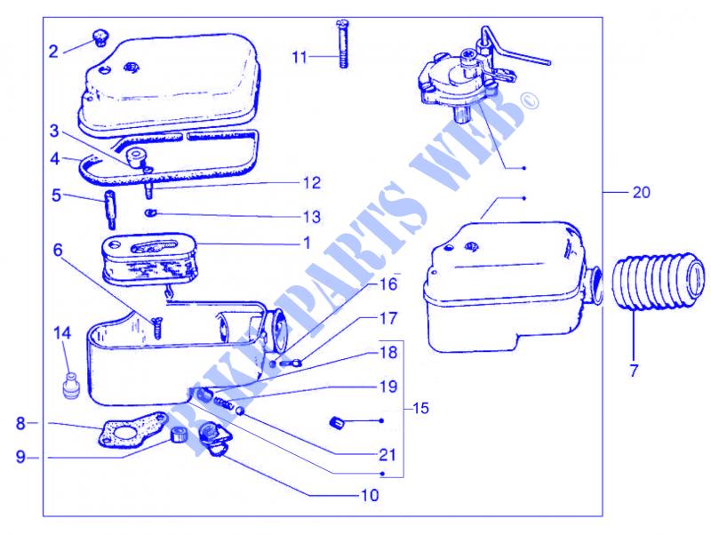 screw Vespa Carburetor Diagram vespa carburetor diagram wiring library