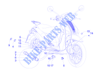 Transmissions for PIAGGIO Liberty 2T MOC 2010