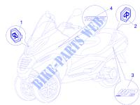 Piaggio Vespa Gilera - Online Genuine Spare Parts Catalog