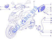 Voltage Regulators   Electronic Control Units (ecu)   H.T. Coil for PIAGGIO NRG Power Pure Jet 2007